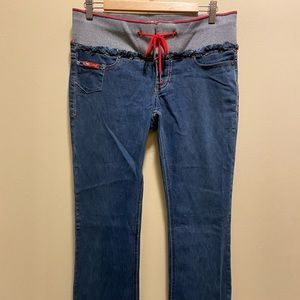 ✨NEW✨ECKORED JEANS VINTAGE 00's LOWRISE